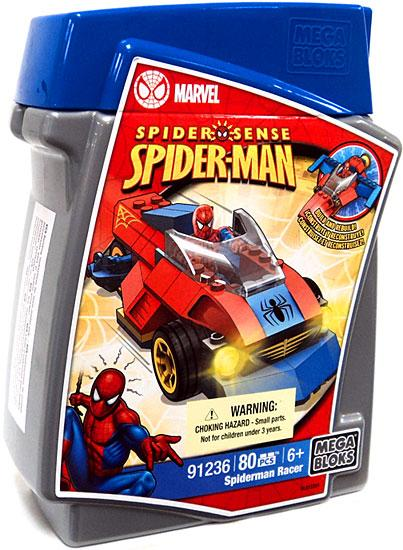 Spider-Man Racer Set Mega Bloks 91236 by Mega Brands