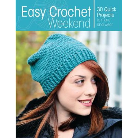 Easy Crochet Weekend: 30 Quick Projects to Make and Wear - Quick And Easy Halloween Art Projects