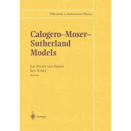 Calogero Moser Sutherland Models