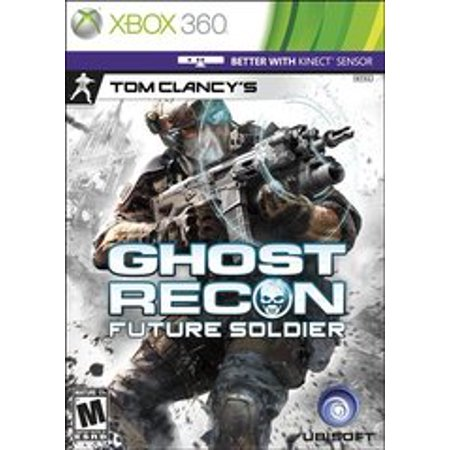Tom Clancys Ghost Recon Future Soldier - Xbox360 (Refurbished) - Ghost Recon Phantom Halloween