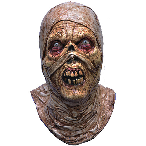 Evil Mummy Adult Halloween Mask Accessory
