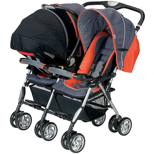 Combi Twin Sport Stroller, Sunset - Walmart.com