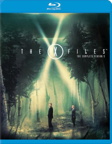 The X-Files: The Complete Fifth Season (Blu-ray) by Twentieth Century Fox