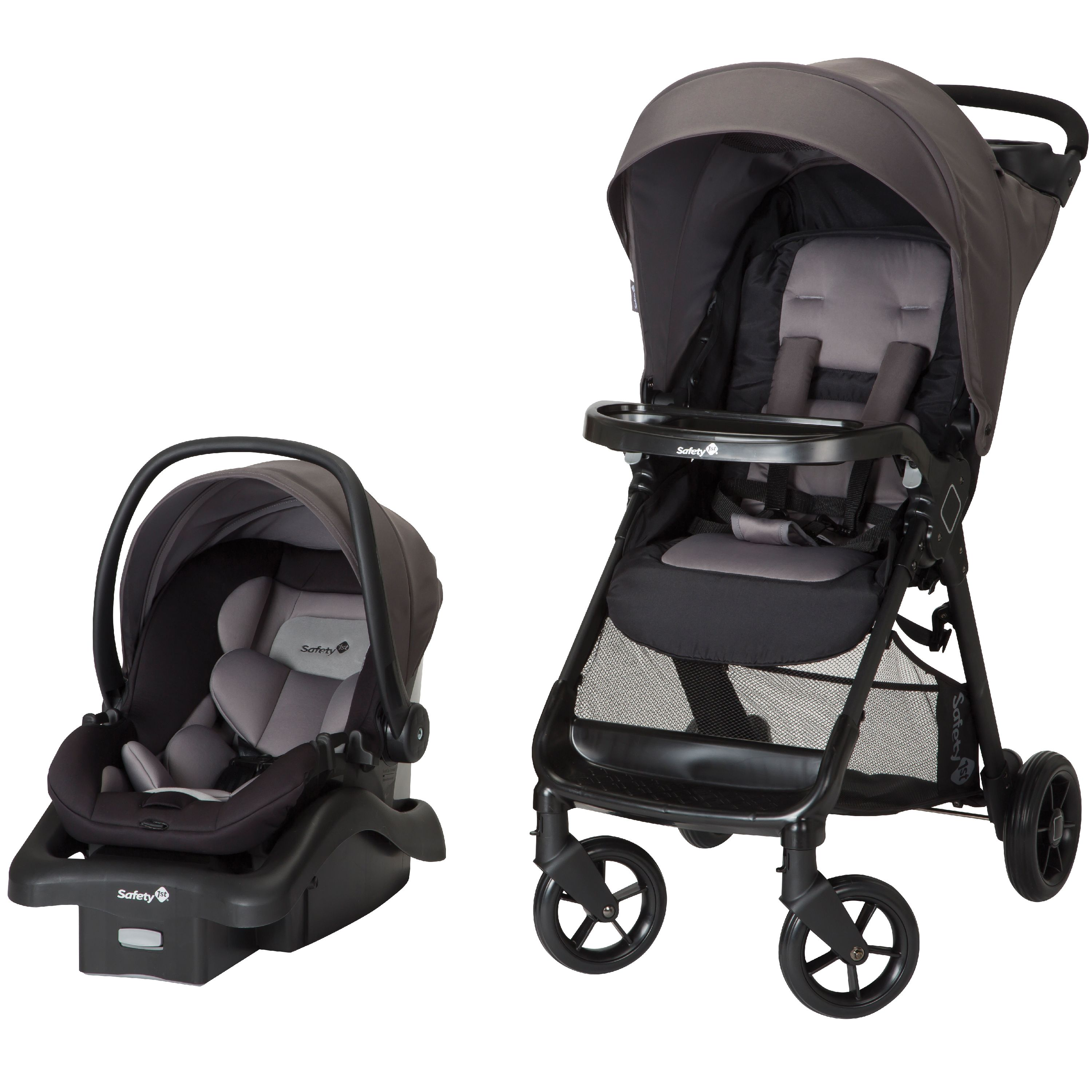 Safety 1st Smooth Ride Travel System With Infant Car Seat Monument Walmart Com Walmart Com