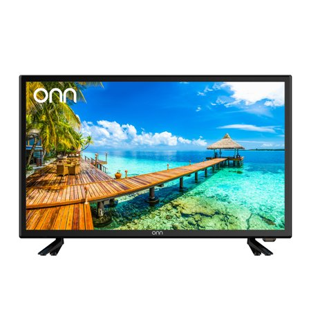 "onn. 24"" Class 720p HD LED TV (ONA24HB19E02)"