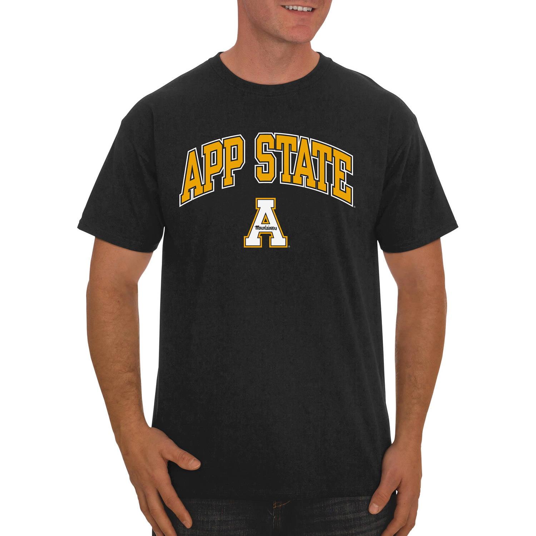 NCAA Appalachian State Mountaineers Big Men's Classic Cotton T-Shirt
