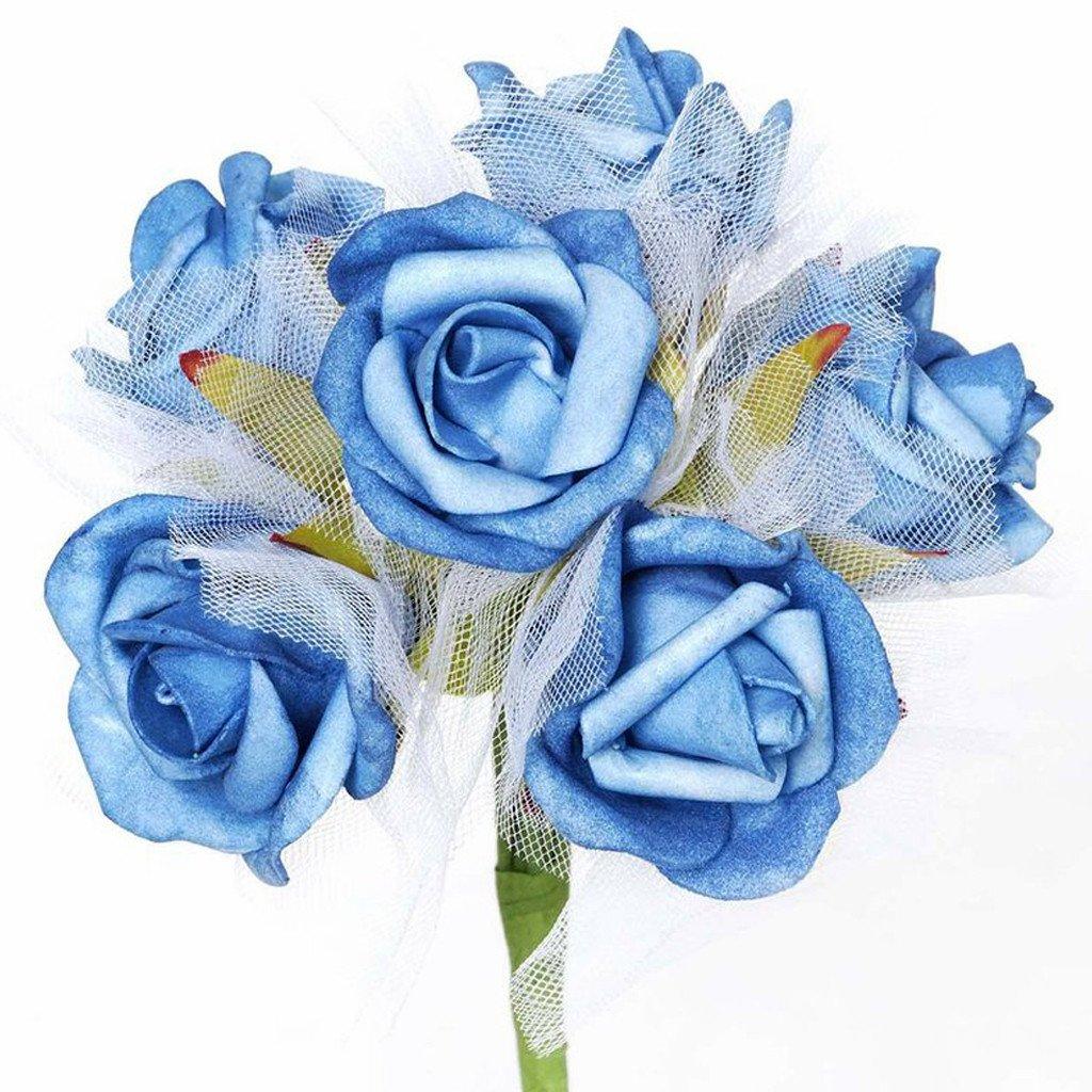 Efavormart 72 x SPECIAL EDITION Tres Beau Silk Roses for DIY Wedding Bouquets Centerpieces Arrangements Party Home Decorations