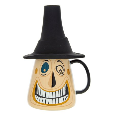 Disney Parks Nightmare Before Christmas Mayor of Halloween Town Coffee Mug New - Nightmare Before Christmas Halloween Town Residents