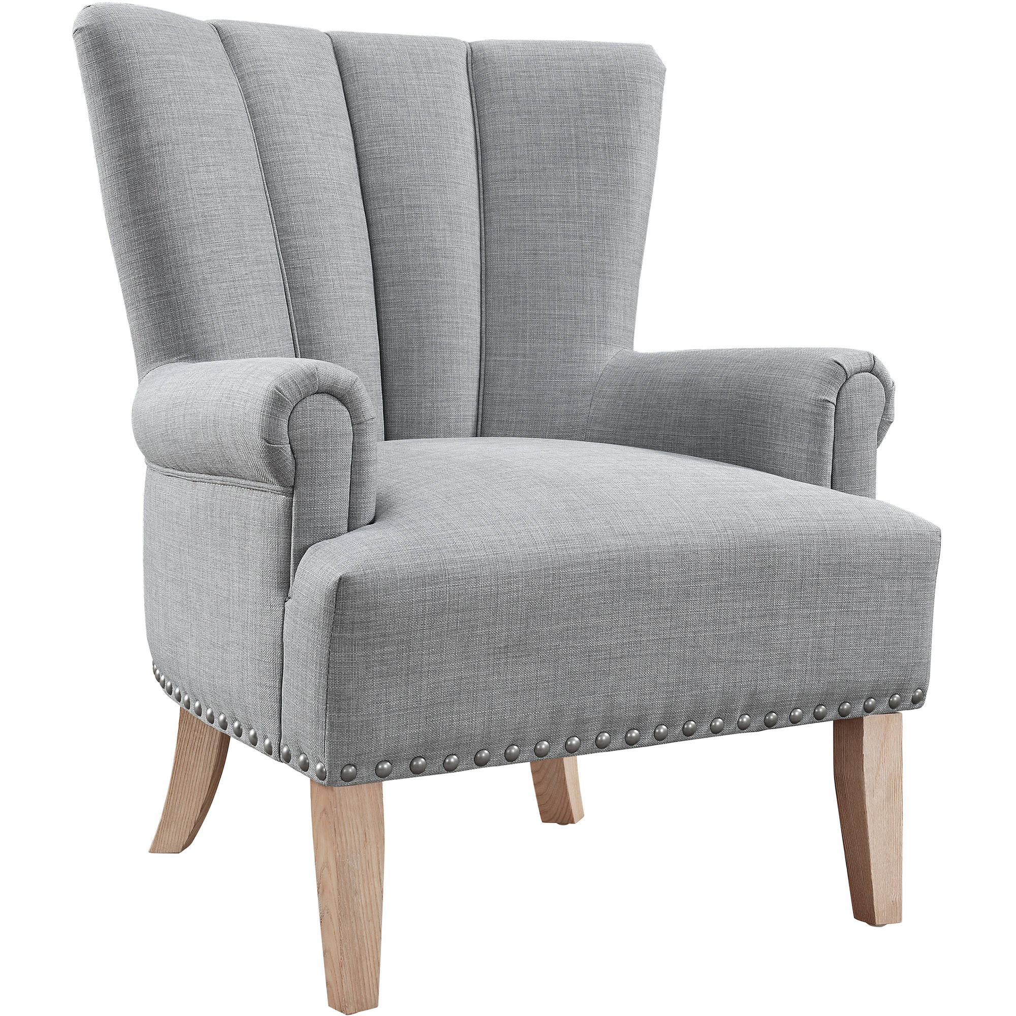 better homes and gardens accent chair, multiple colors - walmart