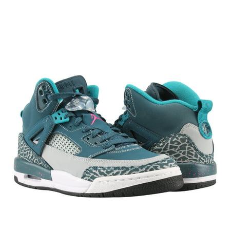 4a9d58d7db6 Jordan - Nike Air Jordan Spizike BG Space Blue Pink Big kids Basketball  Shoes 317321-407 - Walmart.com