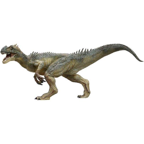 The Dinosaur Figure, Allosaurus, ONE OF THE FIERCEST ...