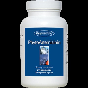 Allergy Research Group, Phyto Artemisinin Support Liver Functions 90 VegCapsules