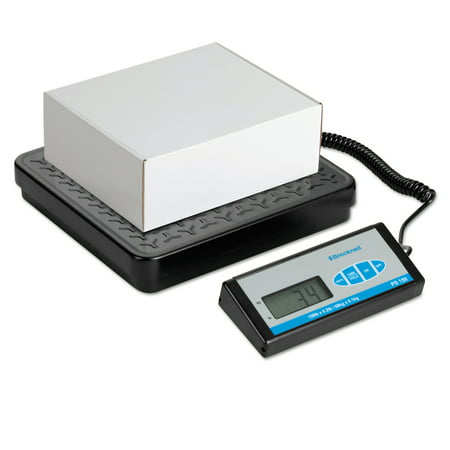 0723e7163dd1 Brecknell Bench Scale with Remote Display, 400lb Capacity, 12 1/5 x 11 7/10  Platform -SBWPS400