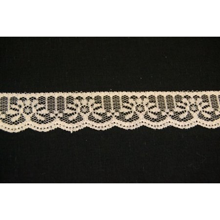Artwork Polyester Lace (Ribbon Bazaar Lace 651 Flat 1