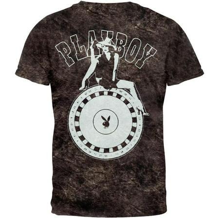 Playboy - Spin Soft T-Shirt - Playboy Thanksgiving
