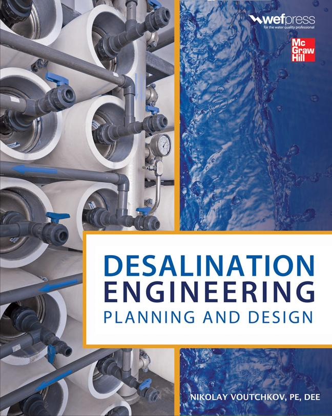 Click here to buy Desalination Engineering : Planning and Design by McGraw-Hill Education.