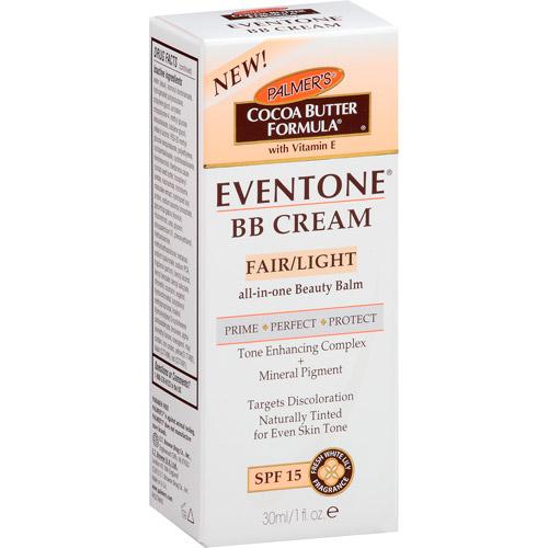 Palmer's Cbf Eventone Bb Cream Light/fai