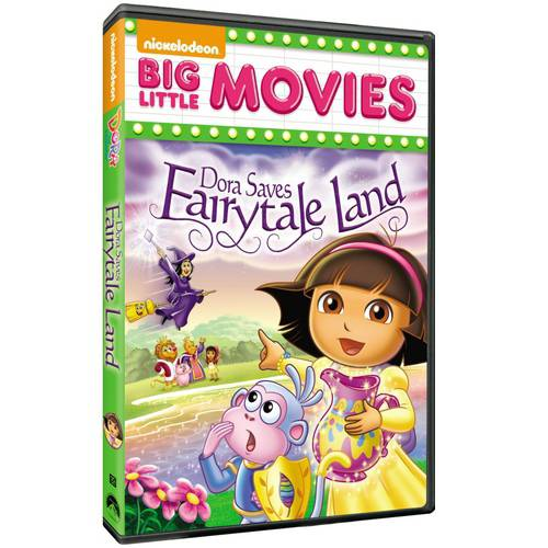 Big Little Movies: Dora The Explorer - Dora Saves Fairytale Land (Widescreen)