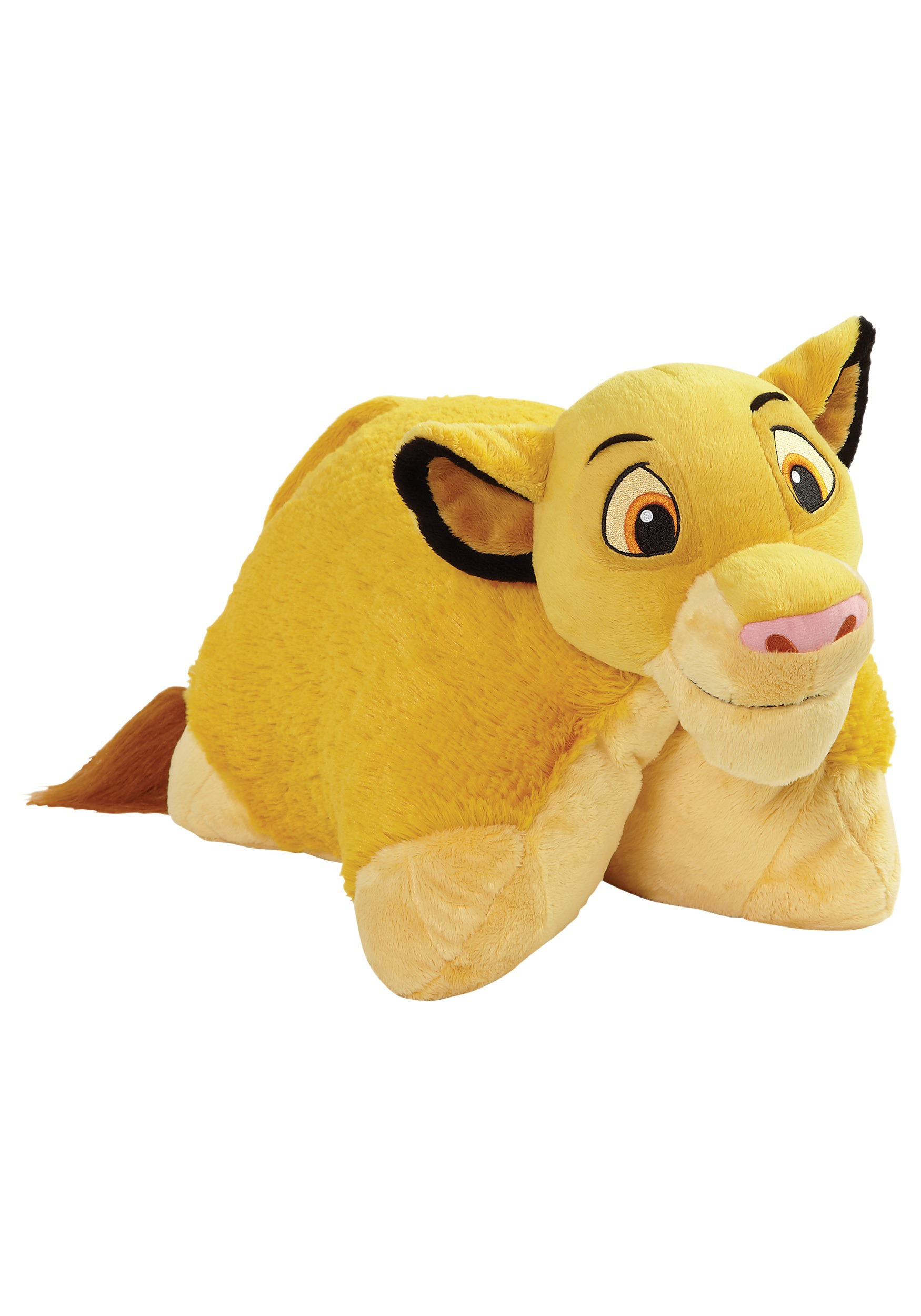 Disney Lion King Simba Pillow Pet - Walmart.com