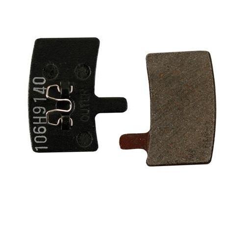Hayes Semi-Metallic Aluminum Back Mountain Bicycle Disc Brake Pads - Pair - Stoker - 98-23644