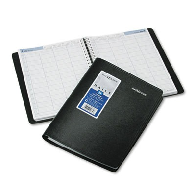 Dayminder Recycled Four-Person Group Daily Appointment Book AAGG56000