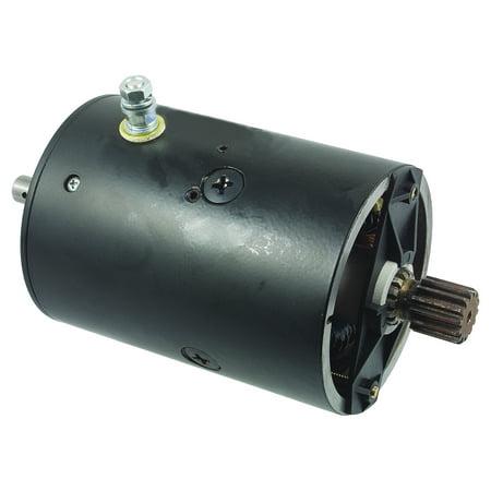 NEW 12V Electric Motor Fits Warn Winch Mht6101 Mht7001 Mht7101S 46-3650 160-801 Electric Winch Motors