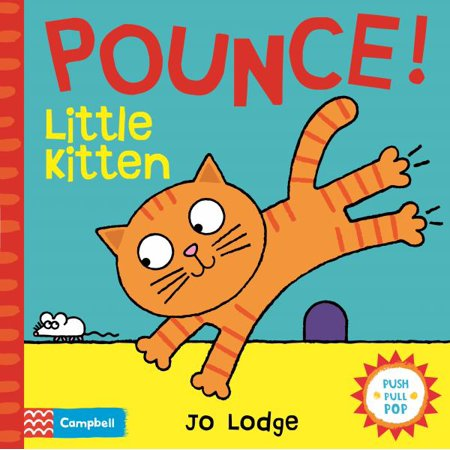 Pounce! Little Kitten (Little Movers) - image 1 de 1