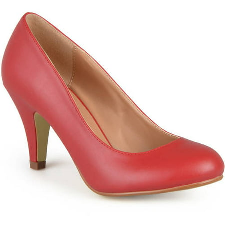 - Women's Matte Finish Classic Pumps