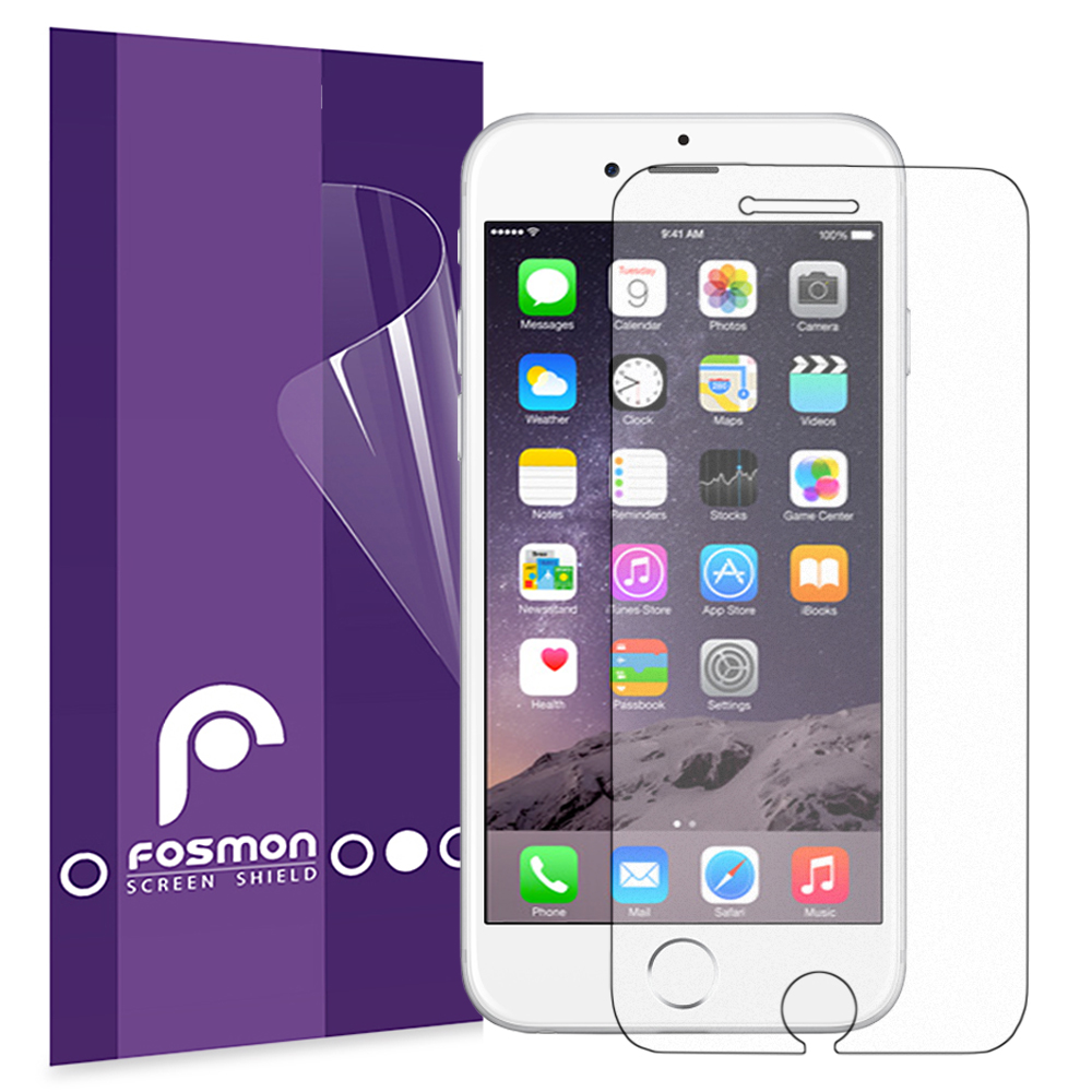 3x Matte Anti-Glare Screen Protector Shield Saver For Apple iPhone 6/6s Plus 5.5