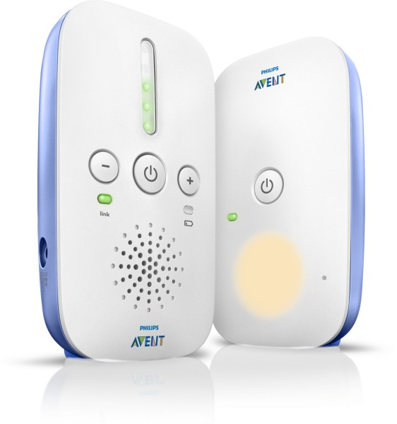 Philips Avent DECT Audio Baby Monitor, SCD501/10
