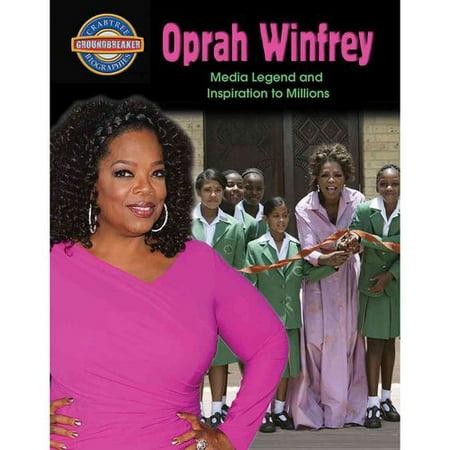 Oprah Winfrey  Media Legend And Inspiration To Millions