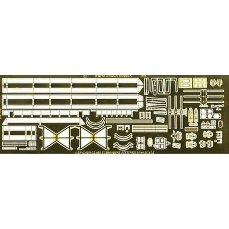 1/144 USS Gato Class Submarine Detail Set for TSM