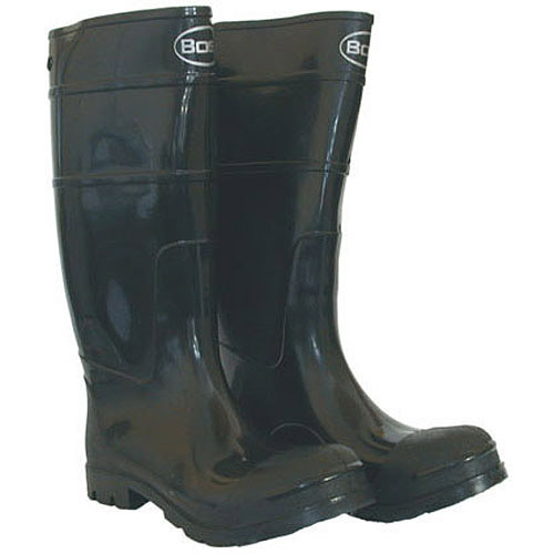 Boss Gloves Black Men's PVC Knee Boot