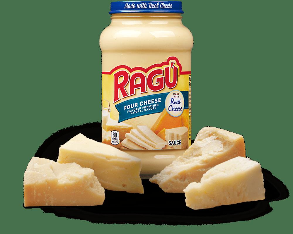 Ragu Four Cheese Sauce 16 Oz Walmart Com Walmart Com