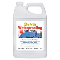 Star brite 081900N Fabric Waterproofer with Stain Repellent and UV Protection - 1 Gallon