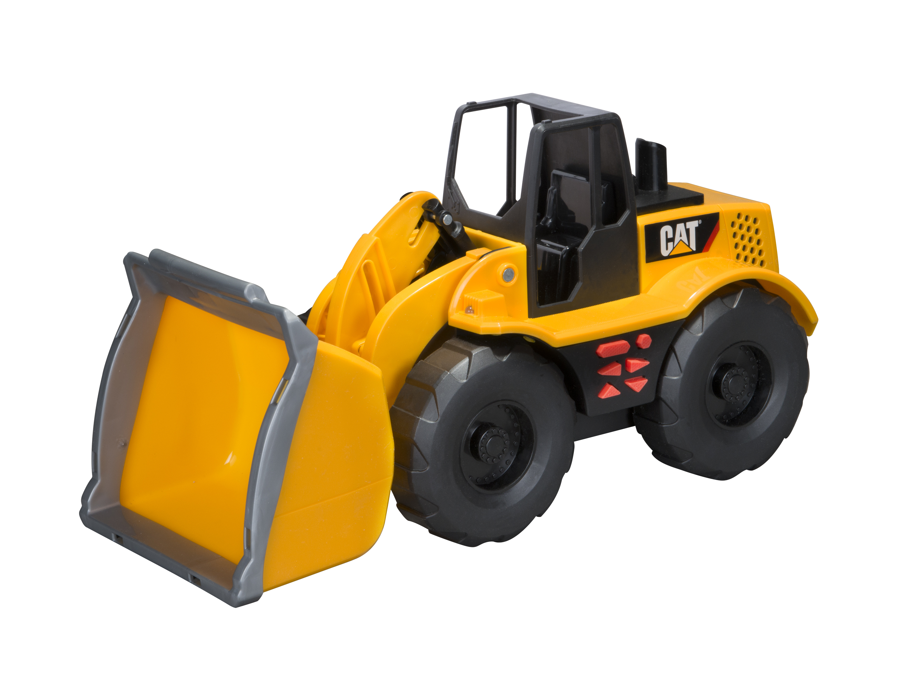 CAT Job Site Machines L&S Trucks Wheel Loader by Generic