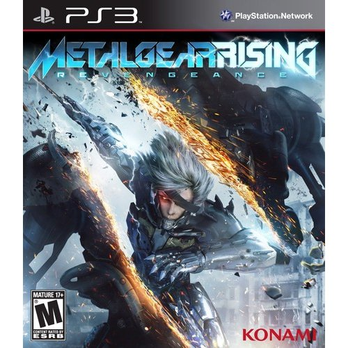Metal Gear Rising: Revengeance (PS3)
