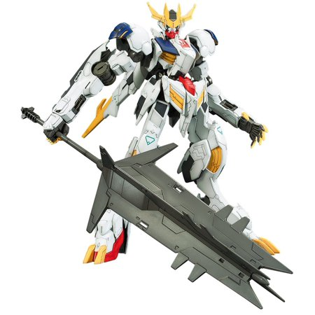 1/100 Full Mechanics Mobile Suit Gundam Iron Blood Orphans Gundam Barbatos Lupus Rex 1/100 Scale Color-coded Model Kit, Its massive arms that reflect its pilot's.., By Bandai (Mobile Suit Gundam Iron Blooded Orphans Atra)