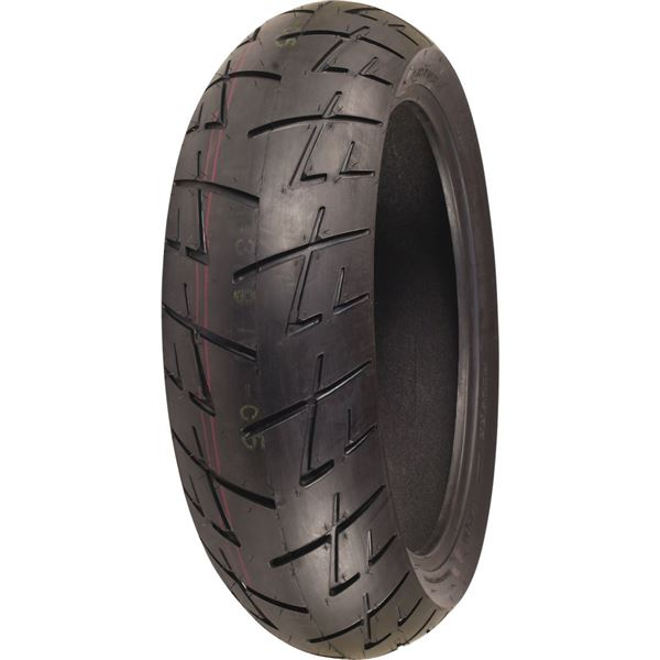 Shinko 009 Raven Rear 180/55ZR17 73W