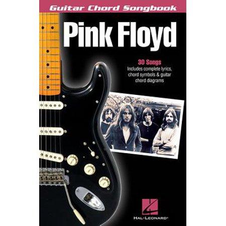 Guitar Chord Songbook Book - Pink Floyd - Guitar Chord Songbook