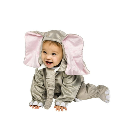 Cuddly Elephant Infant Costume - Costume Elephant Ears