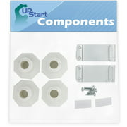 Best Dryer Vent Cleaning Kits - W10869845 Stacking Kit Replacement for Maytag MED5100DW0 Dryer Review
