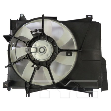 TYC 624100 Cooling Fan Replacement for MITSUBISHI MIRAGE MITSUBISHI MIRAGE - Mitsubishi Mirage Specs