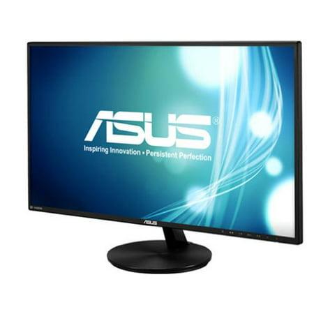 Widescreen Lcd Bezel - ASUS VC279H Slim Bezel Black 27 5ms (GTG) HDMI Widescreen LED Backlight LCD Monitor IPS , 80,000,000:1 Built-in Speaker