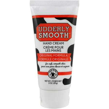 Udderly Smooth Udder Cream, Skin Moisturizer, 2 Ounce Tube -  REDEX INDUSTRIES