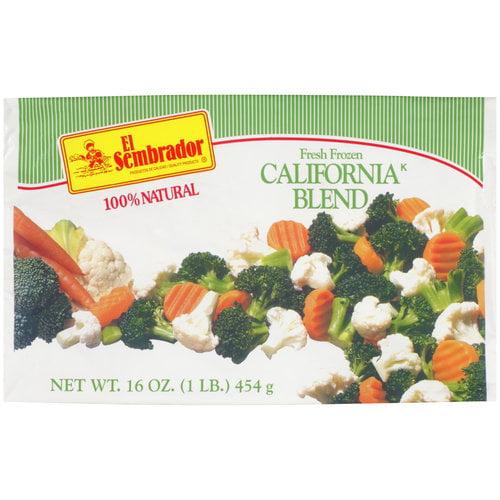 El Sembrador Fresh Frozen California Blend, 16 oz
