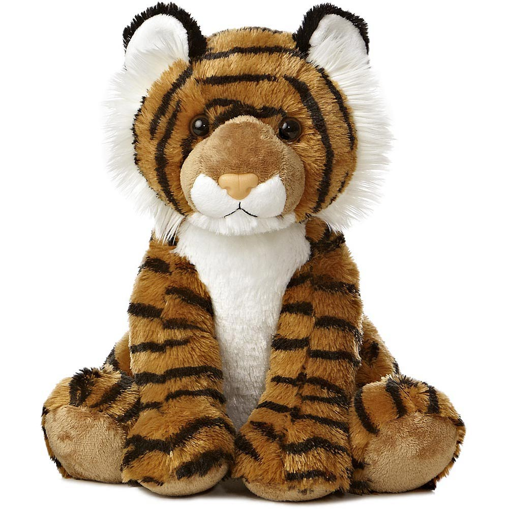 Bengal Tiger Stuffed Toy