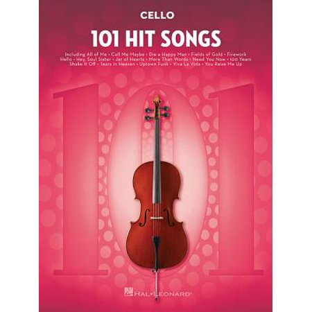101 Hit Songs : For Cello - Halloween Songs For Cello