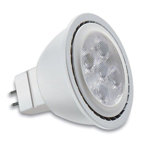 Verbatim Contour Series Mr16 [gu5.3] 3000k 350lm Led Lamp - Warm White - 6 W - 12 V Dc - Gu5.3 (98390_34)