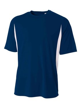 Mens Rash Guard Swim Shirt SPF 40+ Loose Fit Fitting Swimwear